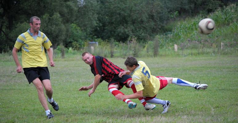Стартував Чемпіонат Ямпільського району з футболу