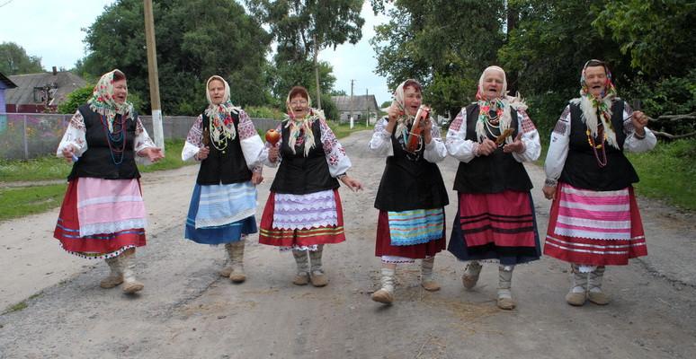 На Ямпільщині відбувся фестиваль народного співу