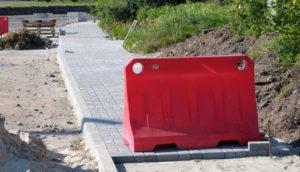 В Ямполі відремонтували тротуар за 239 473 гривні