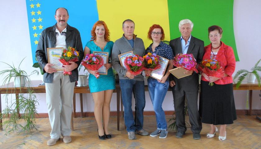 В Ямполі нагородили переможців конкурсу «Кращий підприємець району»