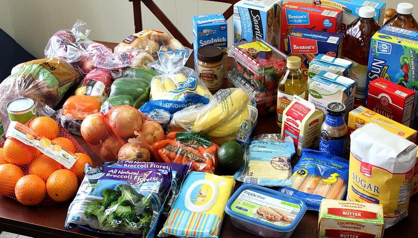 На Сумщині зростають ціни на продукти харчування