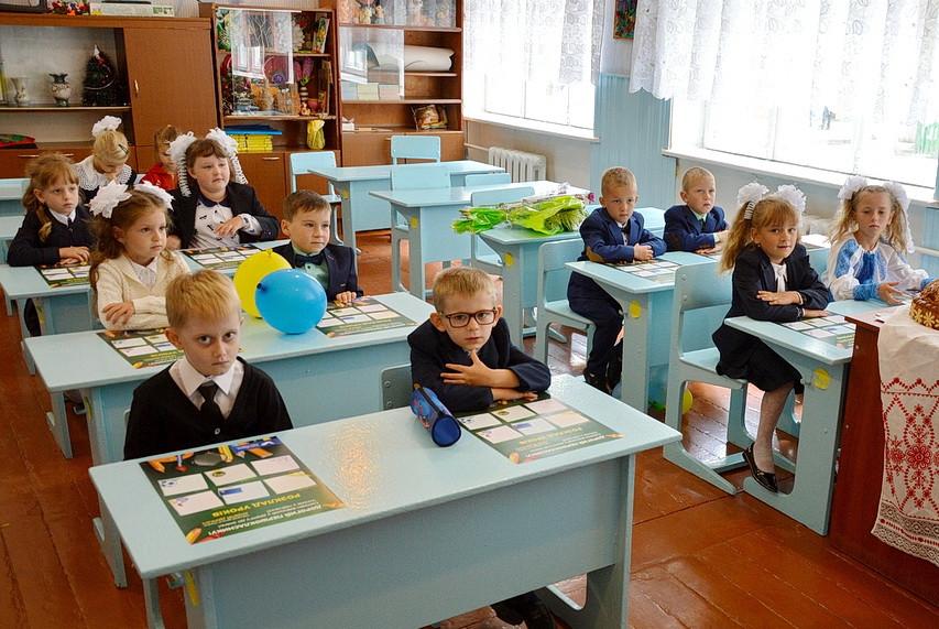 У Свесі обліковується 610 школярів та 306 дошкільнят